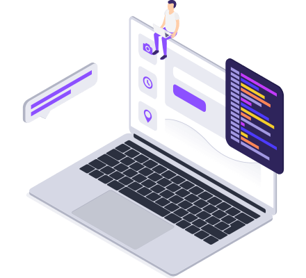 Webアプリ開発イメージ